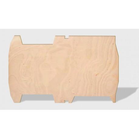 Plancher 15mm Haute Qualité