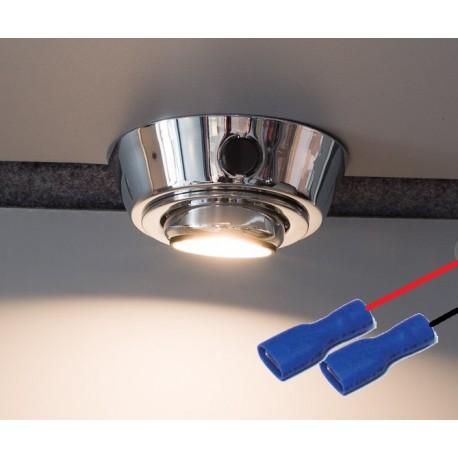 3x Spots LEDs éclairage agréable