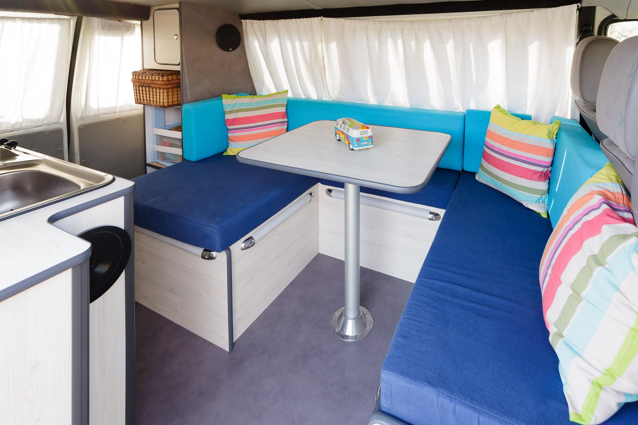 De camping camping car achat vente mobilier de camping camping - Jp Kit Amenagement Convivialite Bleu Bois B