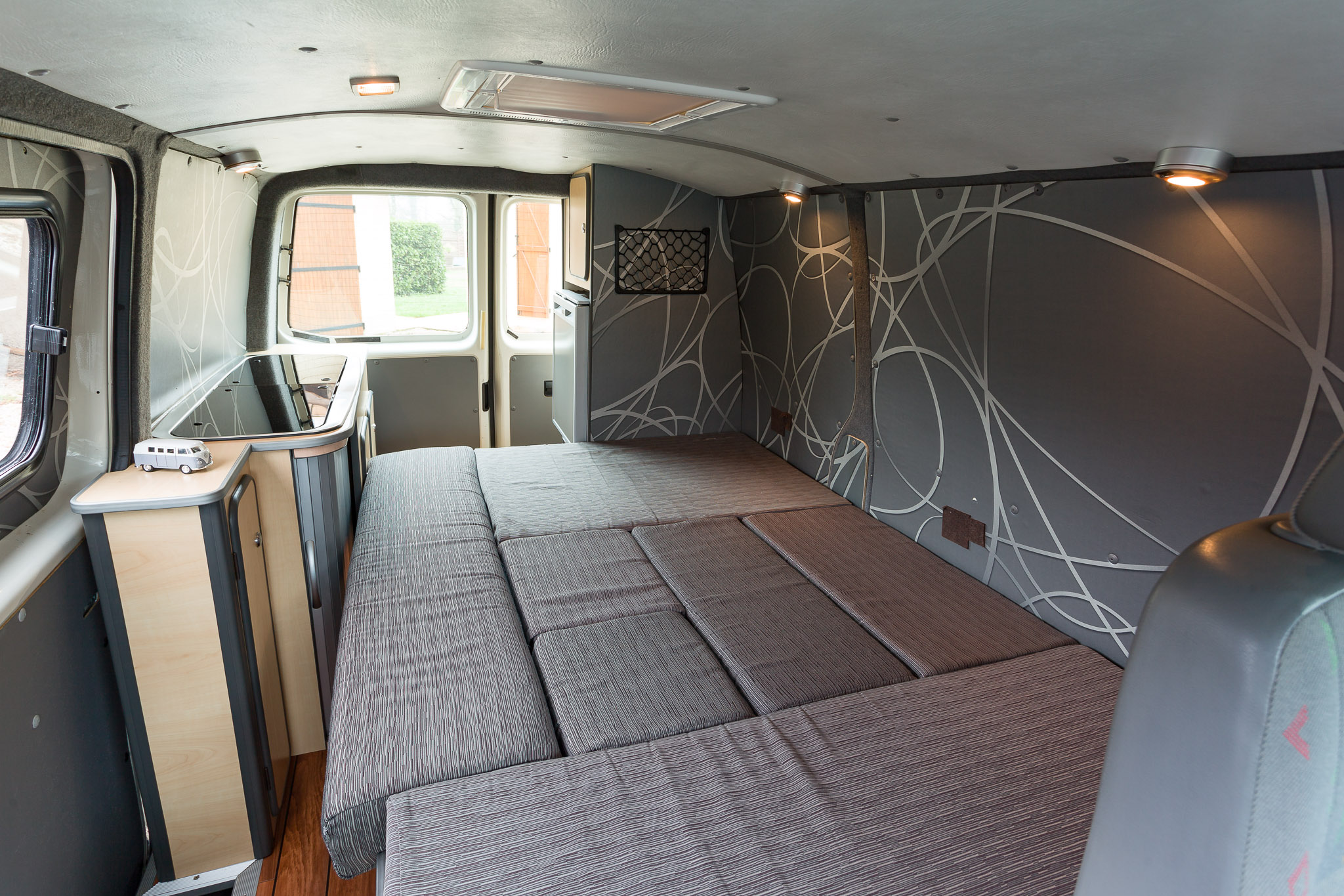 Amenagement interieur camping car for Amenagement interieur