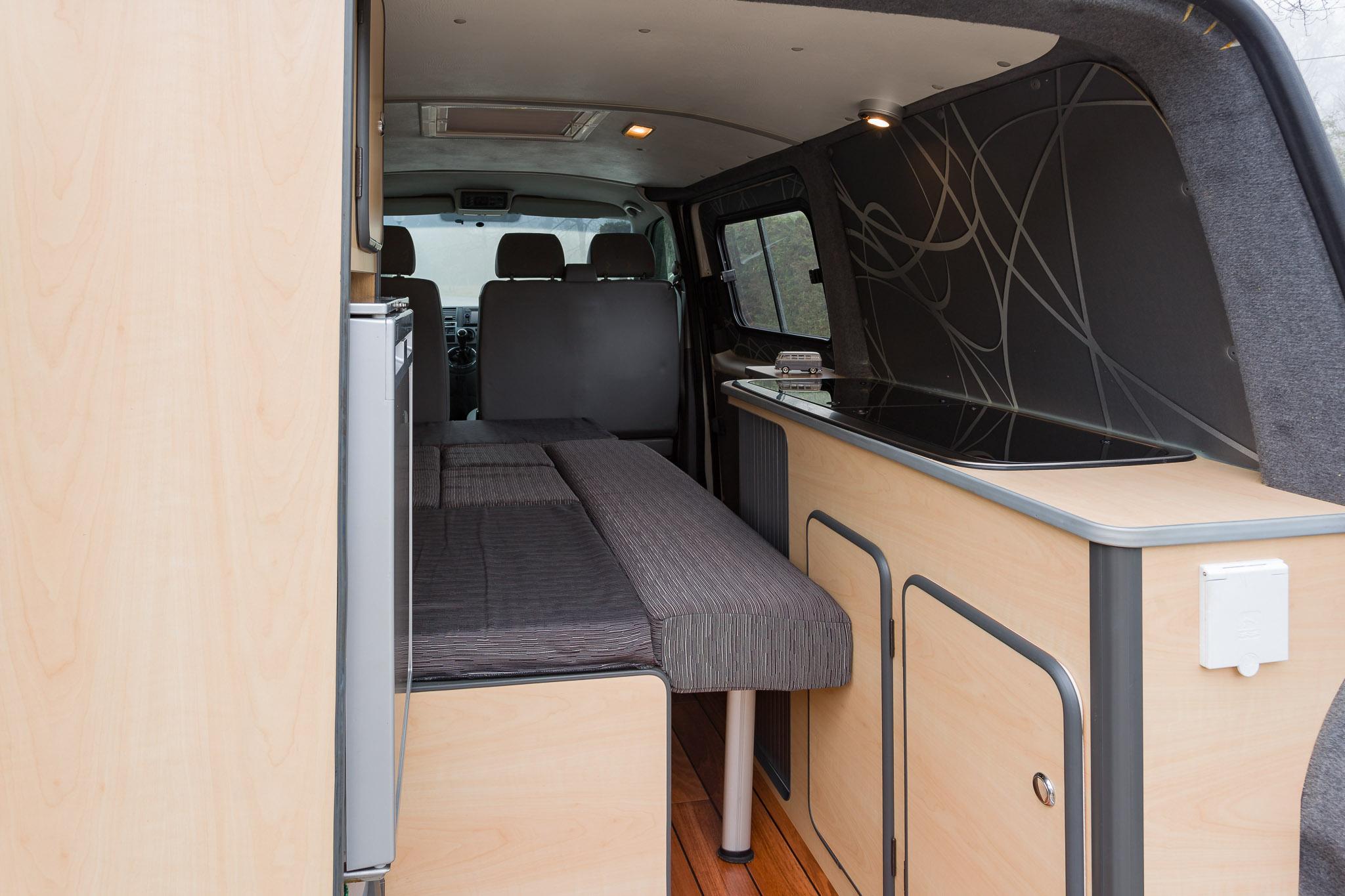 Favori Kits d'aménagement fourgon - camping car - smartcombee HJ08